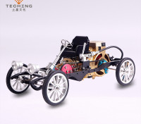 Single Cylinder Engine Car Model