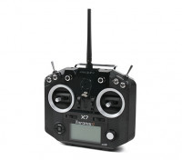 FrSky Taranis Q X7 Digital Telemetry Radio System 2.4GHz ACCST (Black-no plugs) (Standard Version)