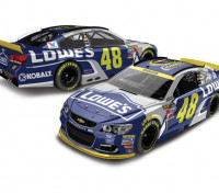 Lionel Racing Jimmie Johnson Lowes 2016 Chevrolet SS 1:24 ARC Diecast Car