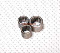 Substituição do rolo Rolamento de agulhas Conjunto para Turnigy HP-50cc