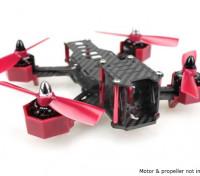 Kit Quadro Nighthawk 170 Fibra de Carbono