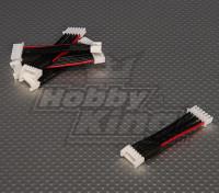 Homem JST-XH <-> Fêmea Thunderpower 5S 5cm (5pcs / bag)