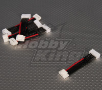 Feminino JST-XH <-> Homem Thunderpower 4S 5cm (5pcs / bag)