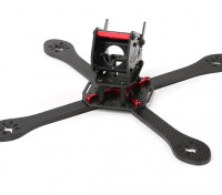GEP-ZX6 225 milímetros Corrida Drone Kit Moldura