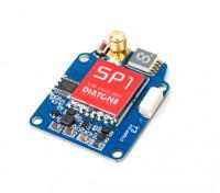 Diatone SP1 5.8GHz 40CH 25mW Transmissor Vídeo