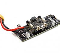 FlyColor 4-em-1 30A ESC w / F3 filght Controller, PDB e BEC