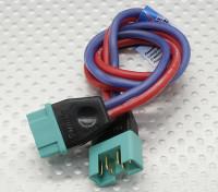 PowerBox MPX - Ligação de extensão Masculino / Feminino 30 centímetros 1,5 milímetros fio