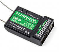 Receptor Turnigy iA10B Receiver 10CH 2.4G AFHDS 2A Telemetria w PPM / Sbus