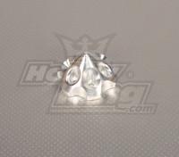 CNC 3D spinner Grande prata