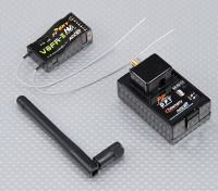FrSky FF-1 2.4Ghz Combo Pack para Futaba w / Módulo & RX