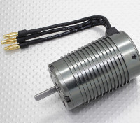 Turnigy 1 / 8th escala de 4 Pole Brushless Motor - 1900KV