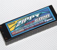 ZIPPY 6000mAh 2S2P 35C Hardcase pacote