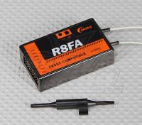Corona R8FA 2.4Ghz fasst Reciver Compatível