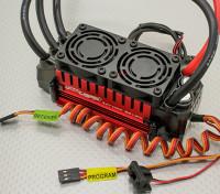 Turnigy TrackStar 1 / 5th Scale 200 ampères Sensorless 8s Opto Car ESC