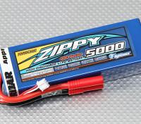 ZIPPY Flightmax 5000mAh 2S1P 30C pacote hardcase (ROAR aprovado) (DE Warehouse)