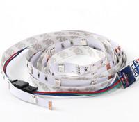 9 Modo multi cor / Multi função faixa de LED com a Unidade de Controle