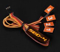 SBD4 4-Channel S.BUS Decoder