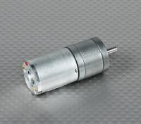 133RPM escovado Motor w / 75: 1 Gearbox