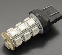 LED milho luz 12V 3.6W (18 LED) - Amarelo