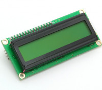 Kingduino CII / I2C 1602 Módulo de LCD com amarelo Mostrar / Verde