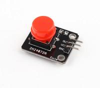 Colisão grande interruptor Módulo de botão
