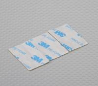 3M Gyro almofada de montagem (3pcs / saco)