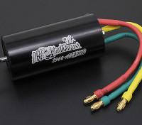 Dr. Mad Thrust 2200kv 1600w 70 milímetros versão EDF Inrunner 6S (29 milímetros)