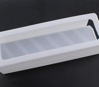 Turnigy silicone suave Lipo Battery Protector (3600-5000mAh 5S Branco) 155x52x38.5mm