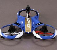 UFO Y-4 Micro Multicopter w Transmissor / 2,4 GHz e Auto-Flip Característica (Modo 2) (RTF)