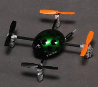 Walkera QR Ladybird V2 FPV Ultra Micro Quadrotor w / Devo F4 RTF (Modo 1)