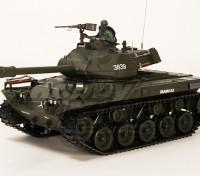 US-M41A3 Walker BullDog Luz RC Tanque RTR w / Airsoft & Tx