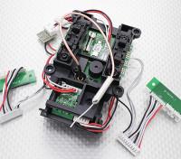 Trainer Porto / RF Assembly PCB - Turnigy 9XR Transmissor