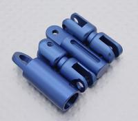 Transmissor Correia de pescoço Adaptor (azul)