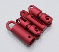 Transmissor Correia de pescoço Adaptor (vermelho)