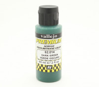 Vallejo Premium Color Pintura acrílica - verde escuro (60 ml)