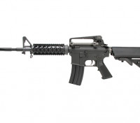 WE KATANA M4 RIS AEG (preto, azul M90 cilindro)