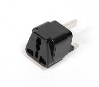 Fundido 13 Amp Mains multi Power Adapter (o Reino Unido)