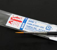 Tamiya alta Finish escova pequena pontiagudo (item 87050)