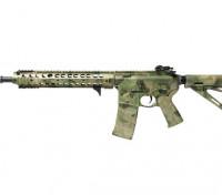 Dytac Combate Série UXR III M4 AEG versão de luxe (de A-TACS FG)