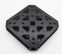 RotorBits Quadrotor Centro de montagem (Black)