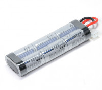 Turnigy vara pacote de Sub-C 5000mAh 7.2V NiMH Series High Power