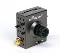 Boscam TR1 FPV Câmara e 5,8 GHz Transmitter-In-One Todos com gravador de vídeo
