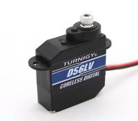 DS Turnigy ™ TGY-D56LV Coreless Baixa Tensão / MG Servo 0,89 kg / 0.10sec / 5,6g