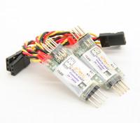 FrSKY S.Port Para UART Converter (com portas de 2 ADC)
