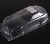 01:10 BENZ SLS AMG Limpar Shell Corpo