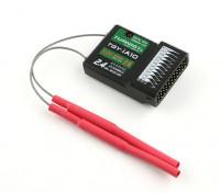Turnigy IA10 Receiver 10CH 2.4G AFHDS 2A receptor de telemetria