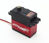 TrackStar TS-621MG Digital 1/8 Scale Truggy Direcção Servo 21,2 kg / 0.14sec / 57g