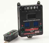 PowerBox SRS competição w / Switch Sensor