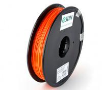 Printer ESUN 3D Filament Laranja 1,75 milímetros ABS 0.5KG Spool