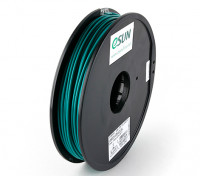 ESUN 3D Filament Printer Verde 3 milímetros ABS 0.5KG Spool